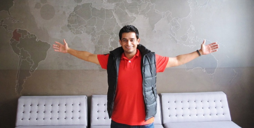 Kaushal Karkhanis: It's okay to fail atanything