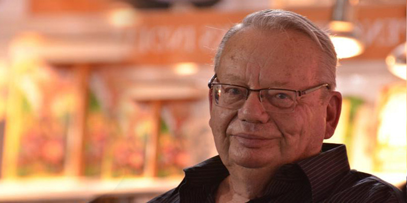 The name is Bond, Ruskin Bond