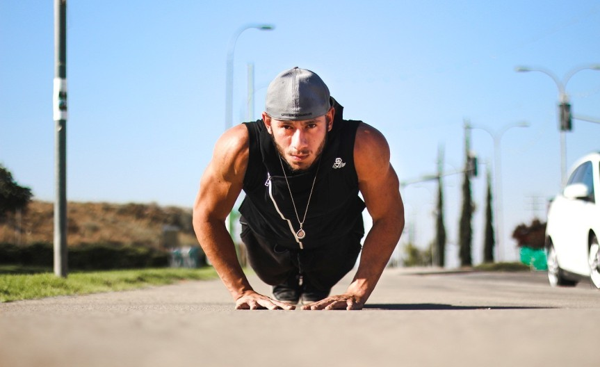 Calisthenics: The no-gym workout you can doanywhere