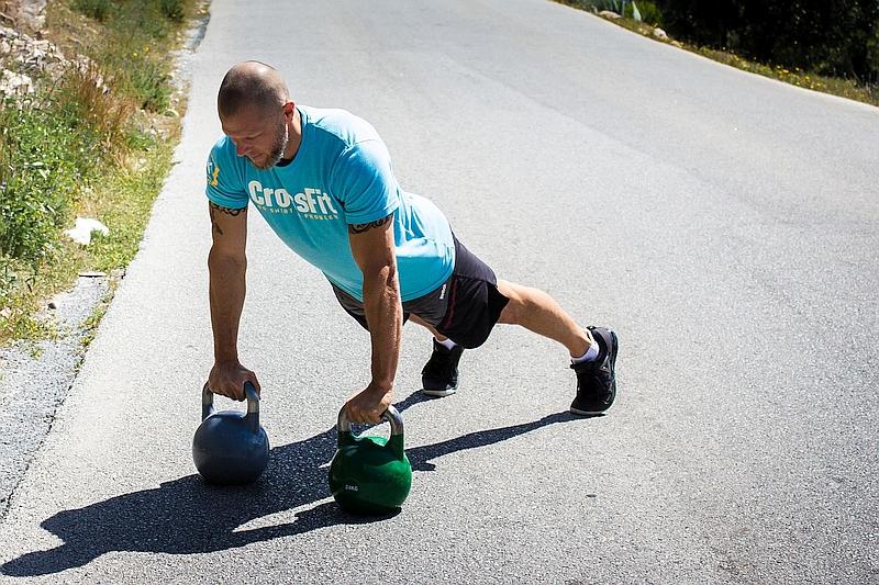 Flex Friday: Crossfit is the badass of fitnesssports