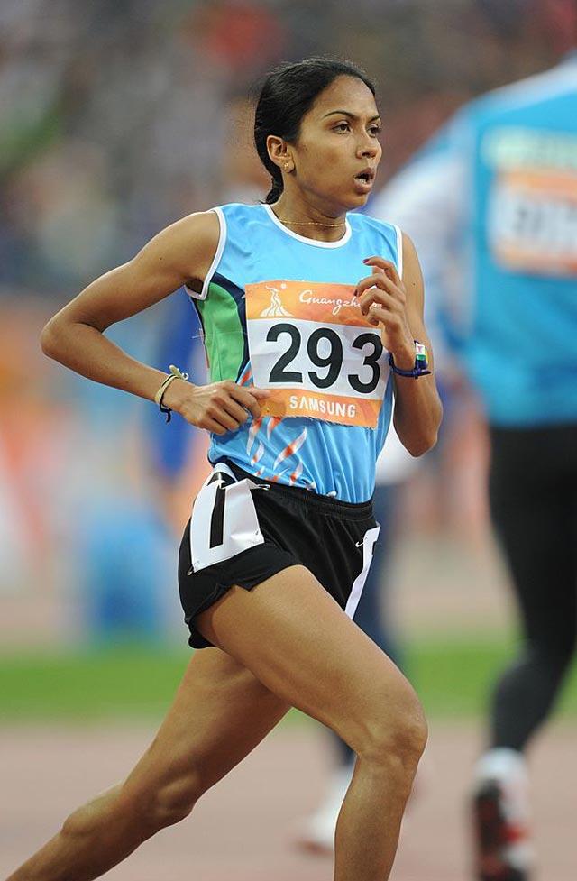 Long distance runner Kavita Tungar at upcoming Goa RiverMarathon