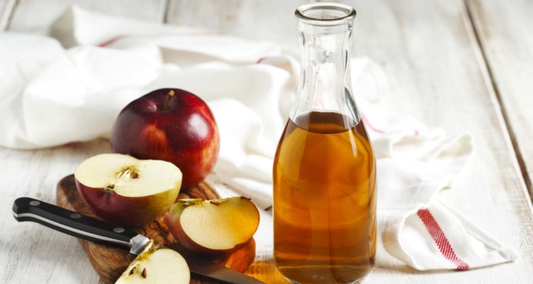 Apple Cider Vinegar is the mother of detox drinks
