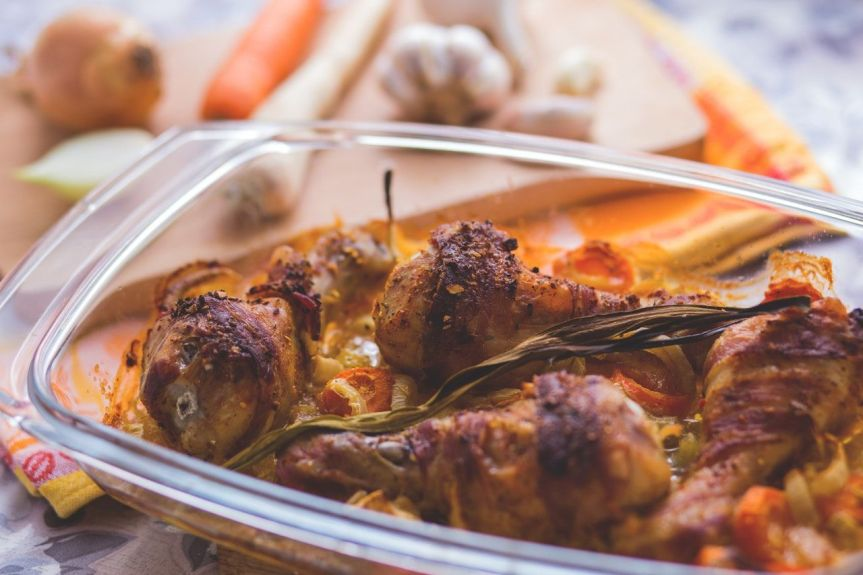 5 no-recipe chickendishes