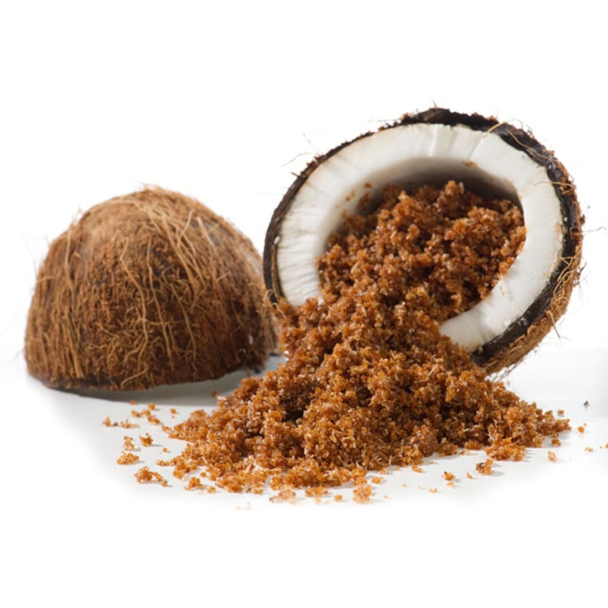 Coconut sugar sweetens the deal