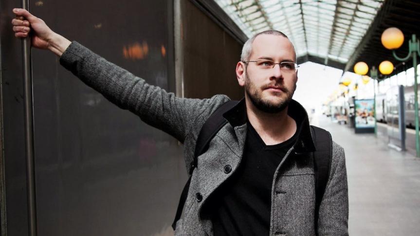 Author interview: French graphic novelist NicolasWild