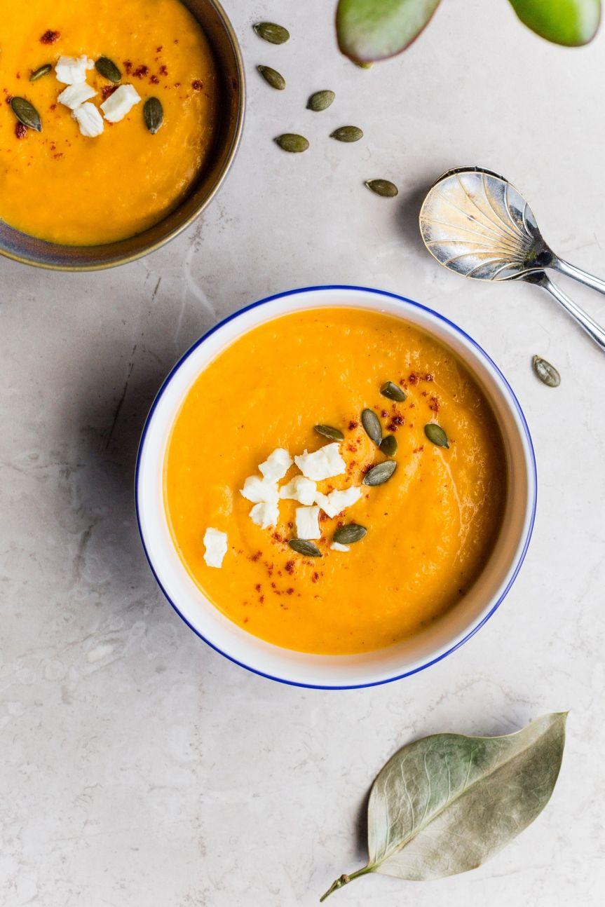 Cold soup Carrot Ginger_Cayla1_Unsplash