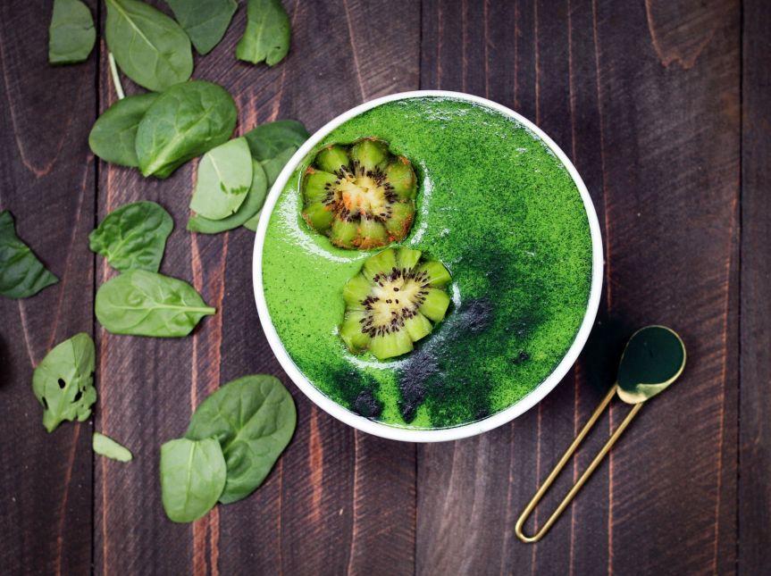 Cold soup Melon Kiwi_Kimber Pin_Unsplash