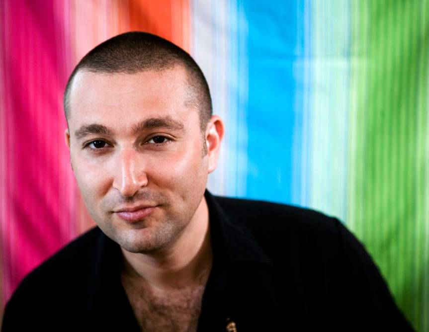 Author interview: Dan Goldman | Graphicnovelist