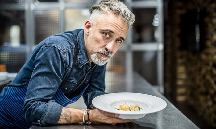 Author interview: Two Michelin star chef SergiArola