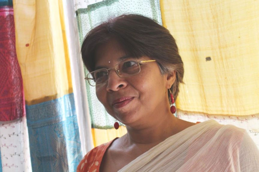 Author interview: Barefoot walker Manjushree Abhinav
