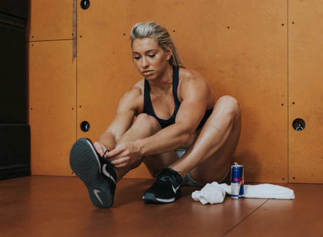 CrossFit athlete Colleen Fotsch shares top fitness tips