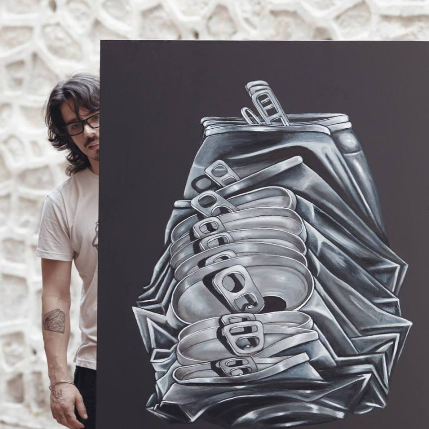 Interview: Venezuelan street artist GarabatoARTe
