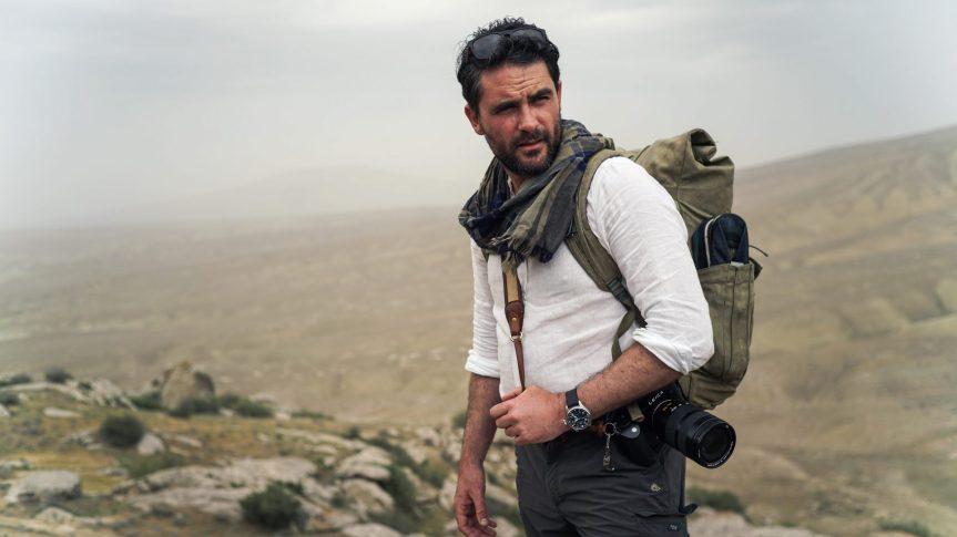 Explorer Levison Wood is a modern-day Indiana Jones